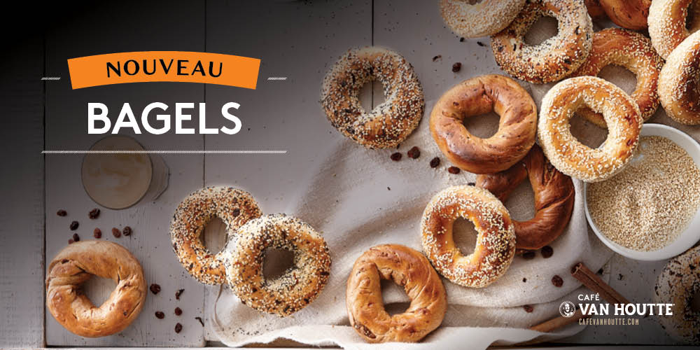 Try our new Bagel