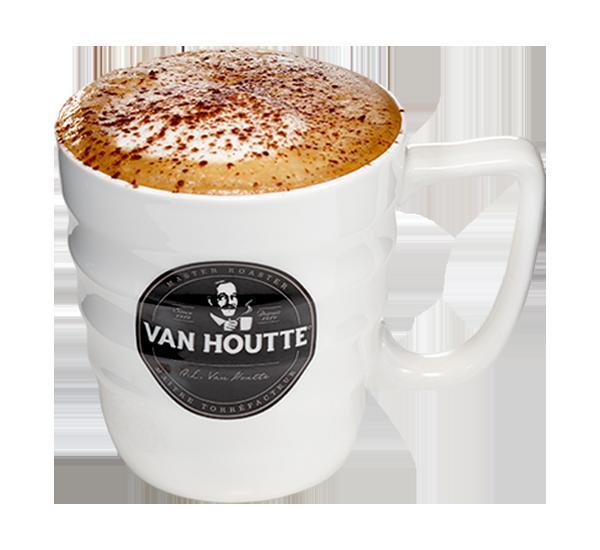 Cafe Van Houtte Menu